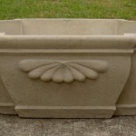 "#033 Westbrook Planter, Length: 39""; Width: 24""; Height: 15"" (180 lbs.)"