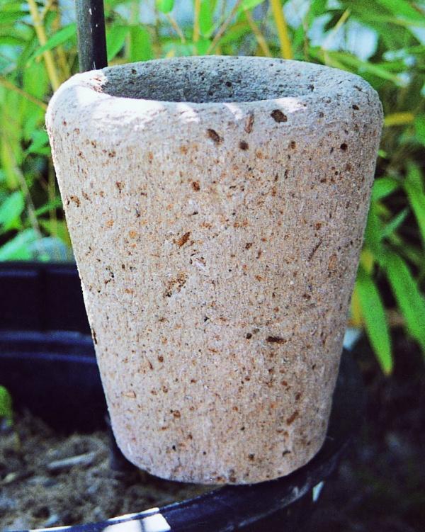 "#523 Upright Vase, 7 1/2"" D x 9"" H (9 lbs.)"