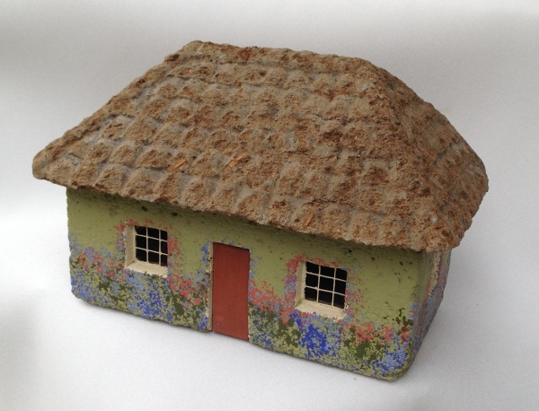 "New! Hill Country Cottage, #560 Measures approx. 14.5"" x 9.5"" x 10"" High and weighs 21 lbs."