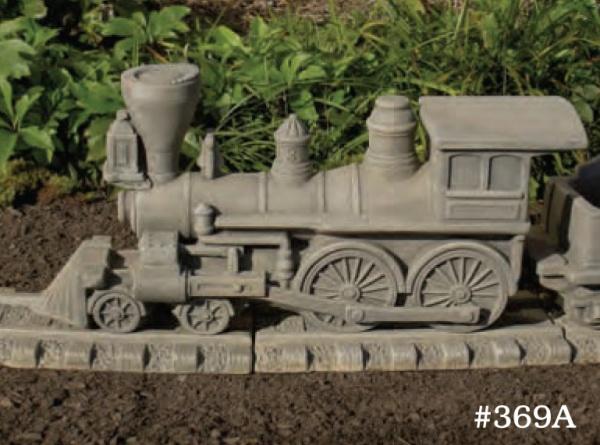 """#369A Engine, 21 3/4"""" L x 6"""" W x 10"""" (28 lbs.)"""