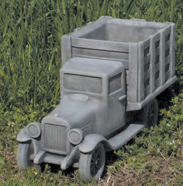 """#365 Tom's Farm Truck/Planter, 15"""" L x 6 1/4"""" W x 8"""" T (18 lbs.)"""